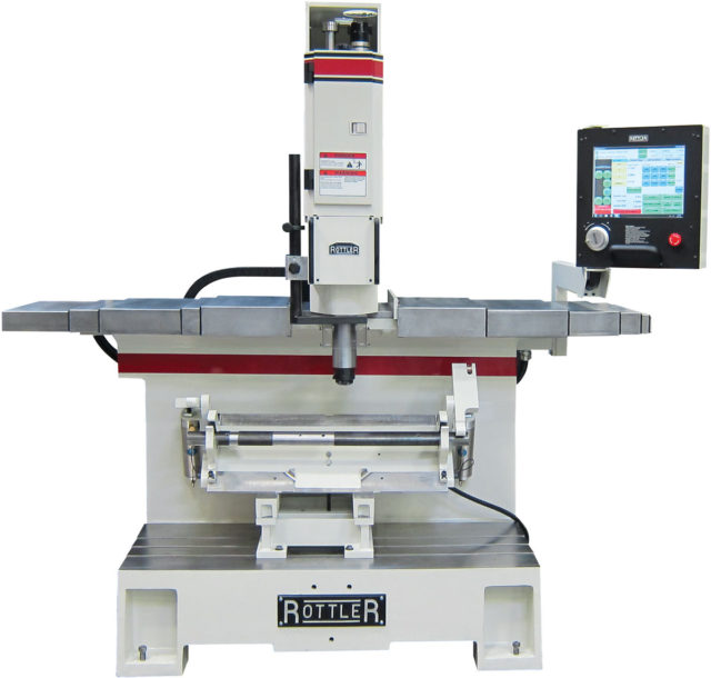"Rottler F10X Rottler CNC Automatic Programmable Hole-to-Hole Cylinder Boring Machine 1.5 - 9.0"" (38 - 230mm) Diameter with Optional Equipment"