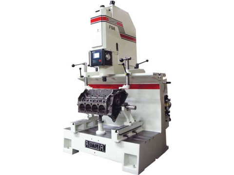 Rottler F9A Boring Bar and Sleeving Machine