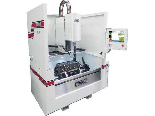 Rottler H75 Vertical Honing Machine