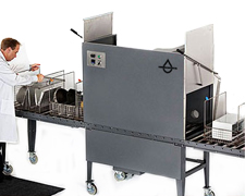 Omegasonics Ultrasonic cleaning systems - 6900TD Tunnel Dryer