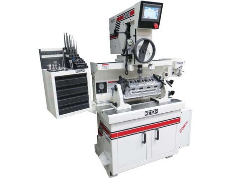 Rottler SG7MTS MANUALMATIC Cylinder Head Seat and Guide Machine