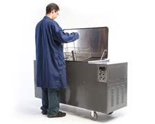 Omegasonics Super PRO Ultrasonic Cleaner - 45 gal.