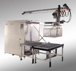 Omegasonics Ultrasonic cleaning systems - Equipment with Automation
