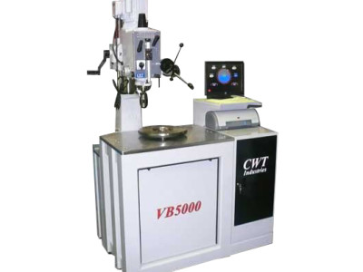 Balancing Machines - Multi-bal 5000 Vertical - CWT Industries