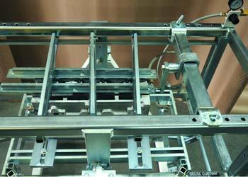 DELTA Custom Tools - Delta 6000 - enclosure bars