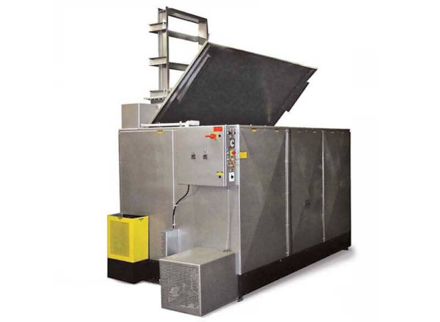 JRI Industries - DIP Agitation Washer - Multi-stage